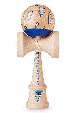 Kendama Krom x Beams O.K. Blue