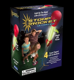 Stomp Rocket Ultra LED Set